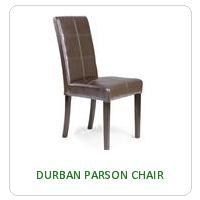 DURBAN PARSON CHAIR